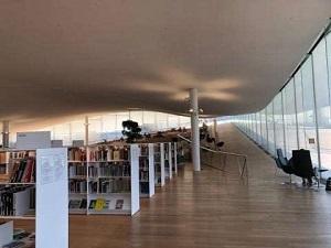 ヘルシンキ中央図書館OOD I