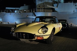 1973年式JAGUAR E-TYPE SERIES 3