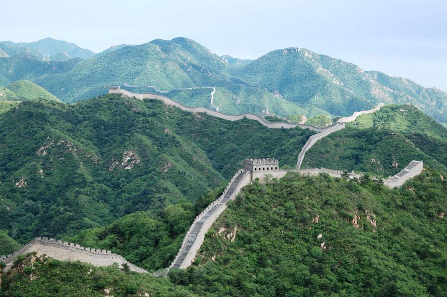 フリー写真 万里の長城