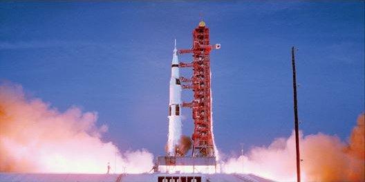 『アポロ11号[完全版]』打ち上げ