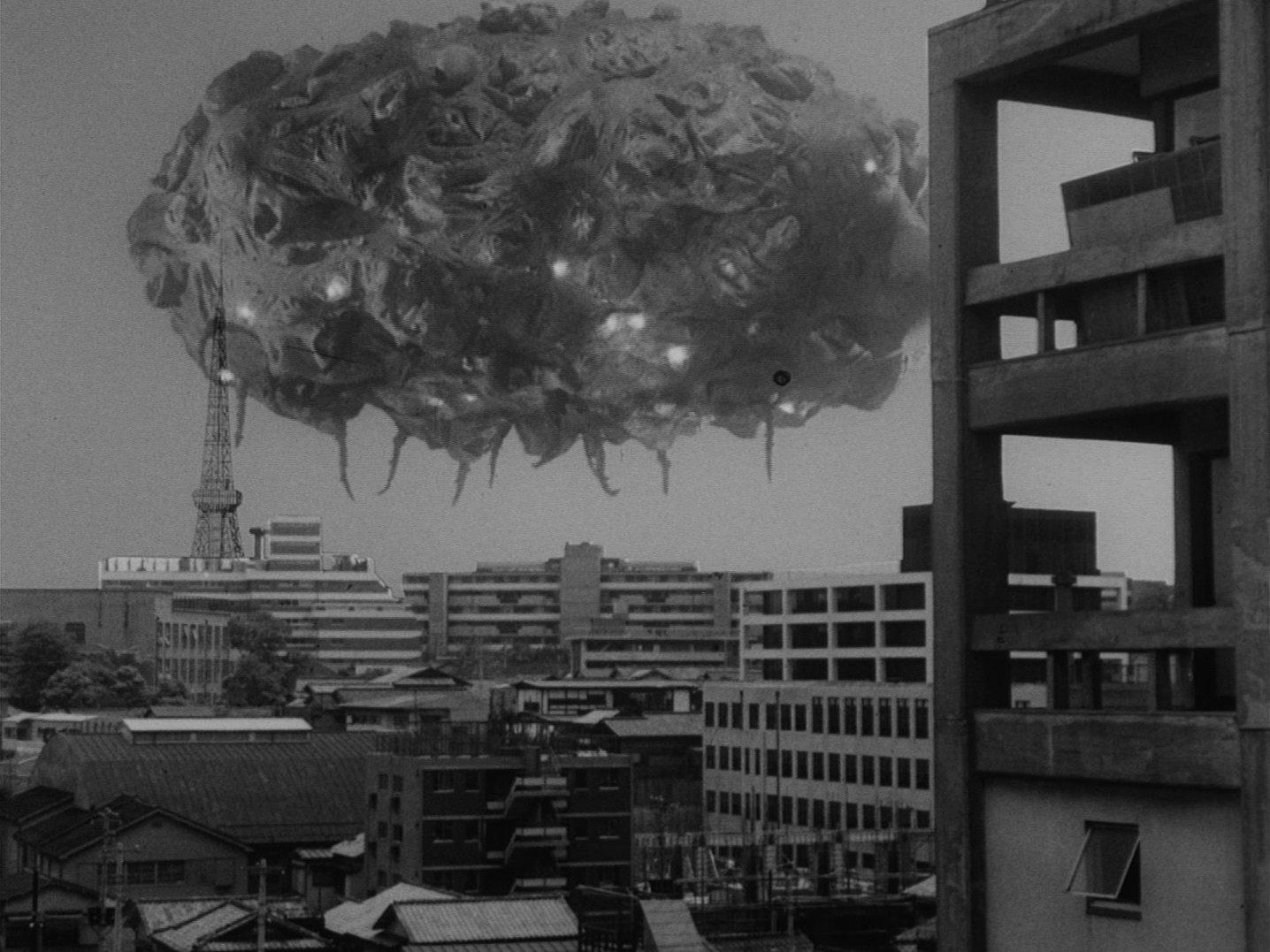 『ウルトラQ』第11話「バルンガ」第三形態