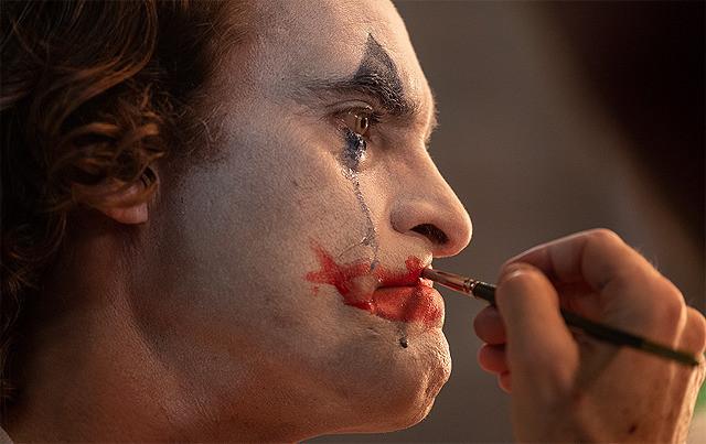 『ジョーカー』涙