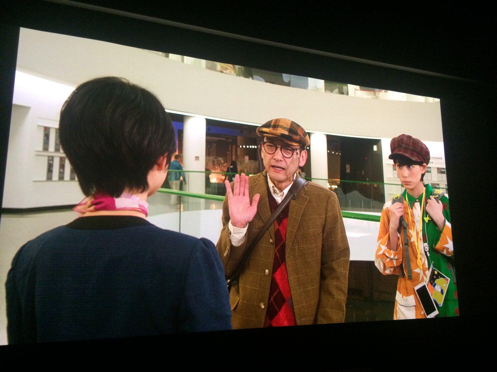 『リュウソウジャー』09 再び恐竜博物館(奥にチラッと)