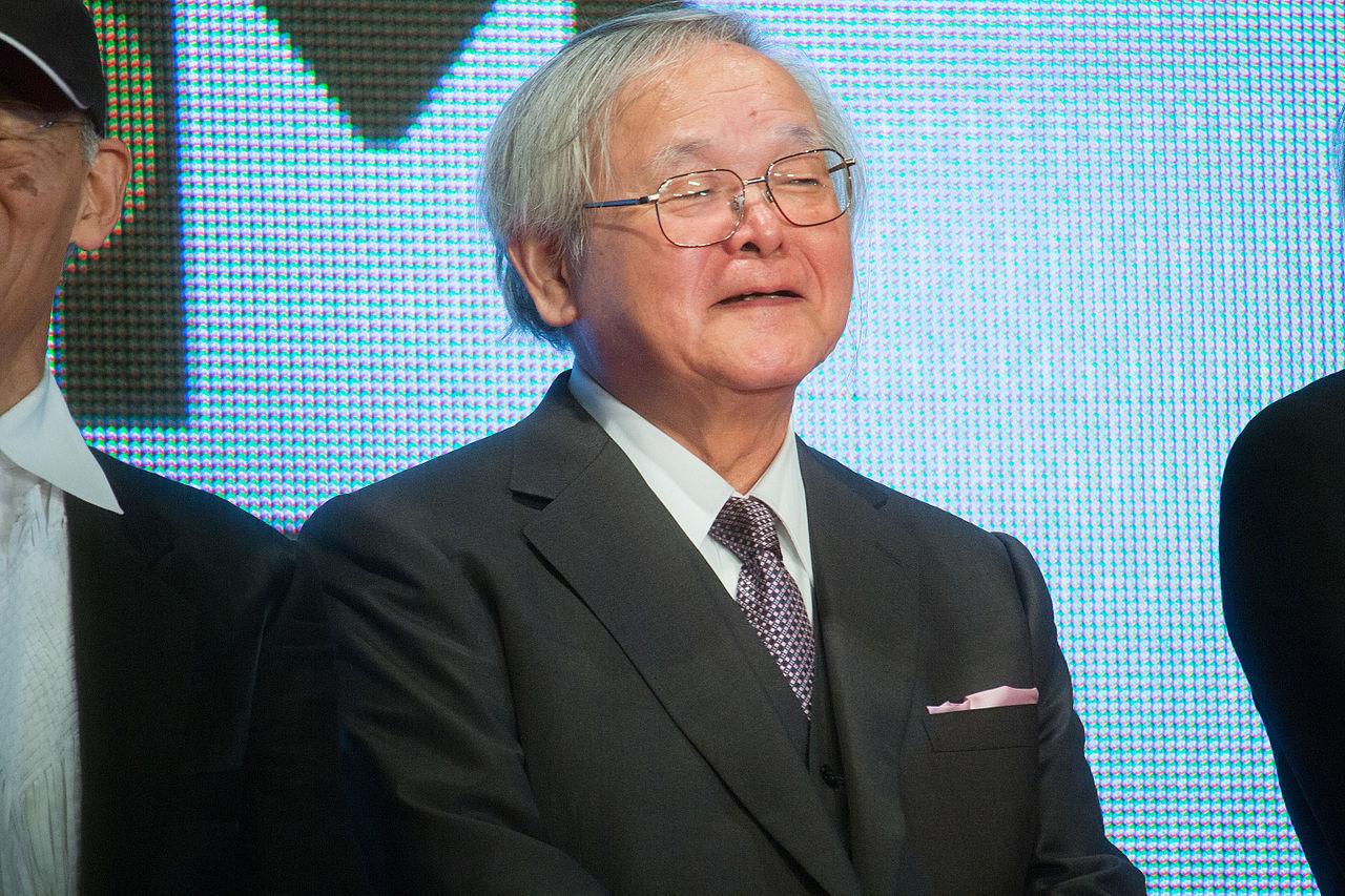 安彦良和監督(Wikipediaより)