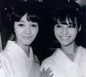 浜美枝&若林映子