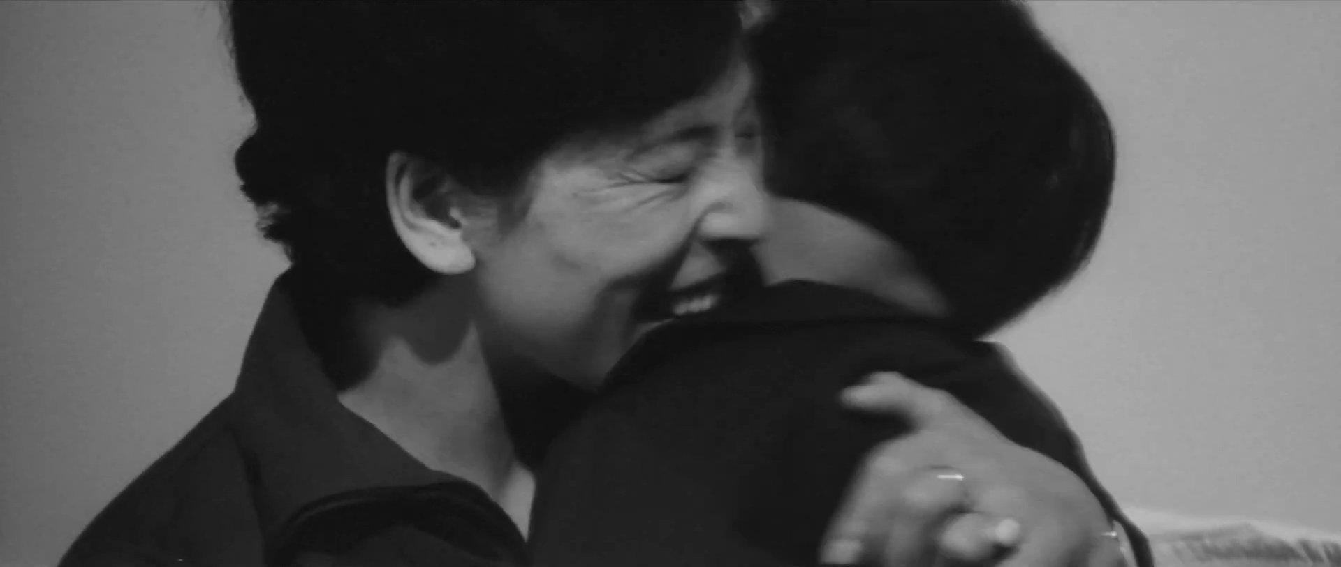 『東京パラリンピック 愛と栄光の祭典』母子