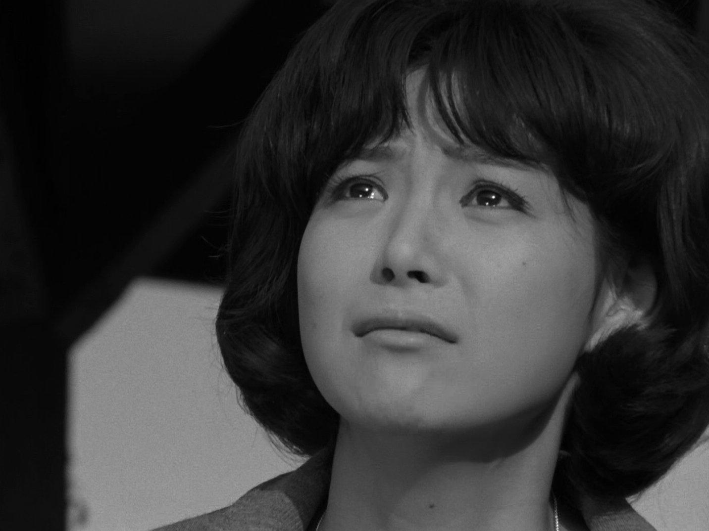 『ウルトラQ』第22話 中真千子