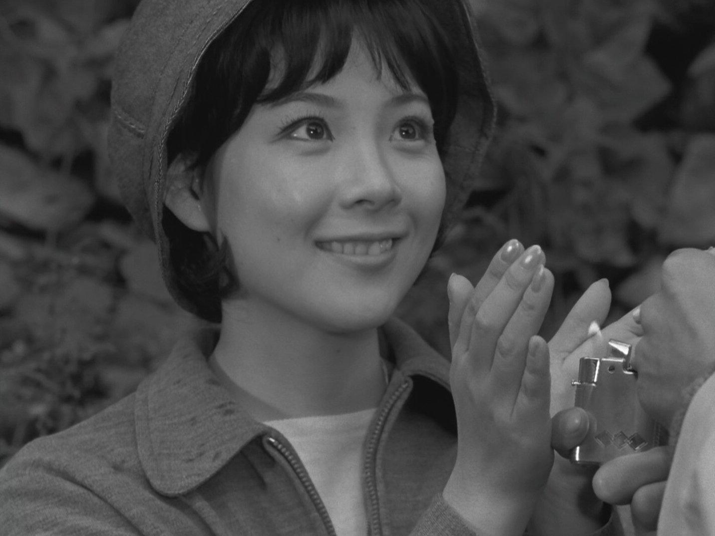 『ウルトラQ』第22話 中真千子2
