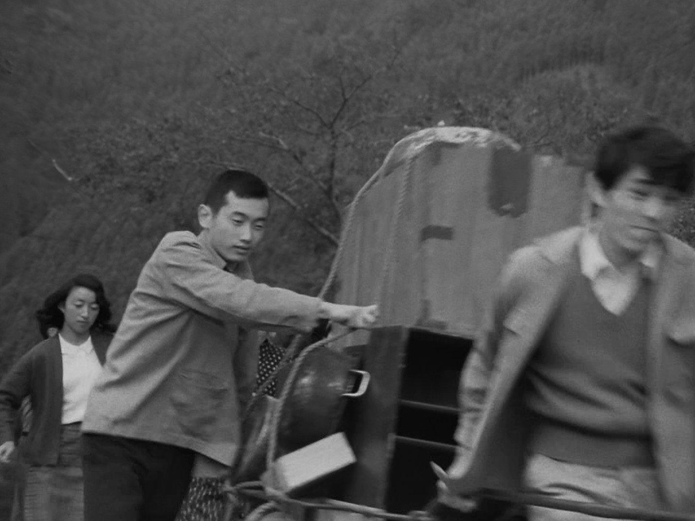 『ウルトラQ』第22話 避難民