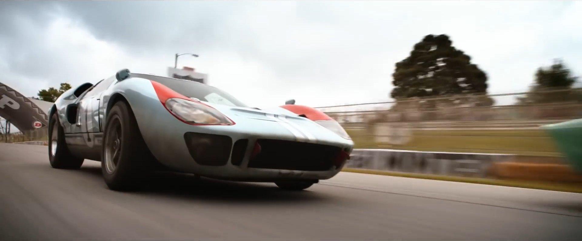 『フォードvsフェラーリ』レースシーン