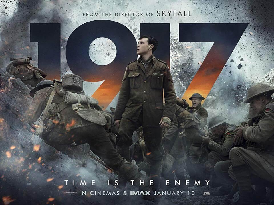 『1917 命をかけた伝令』IMAX版ポスター画像