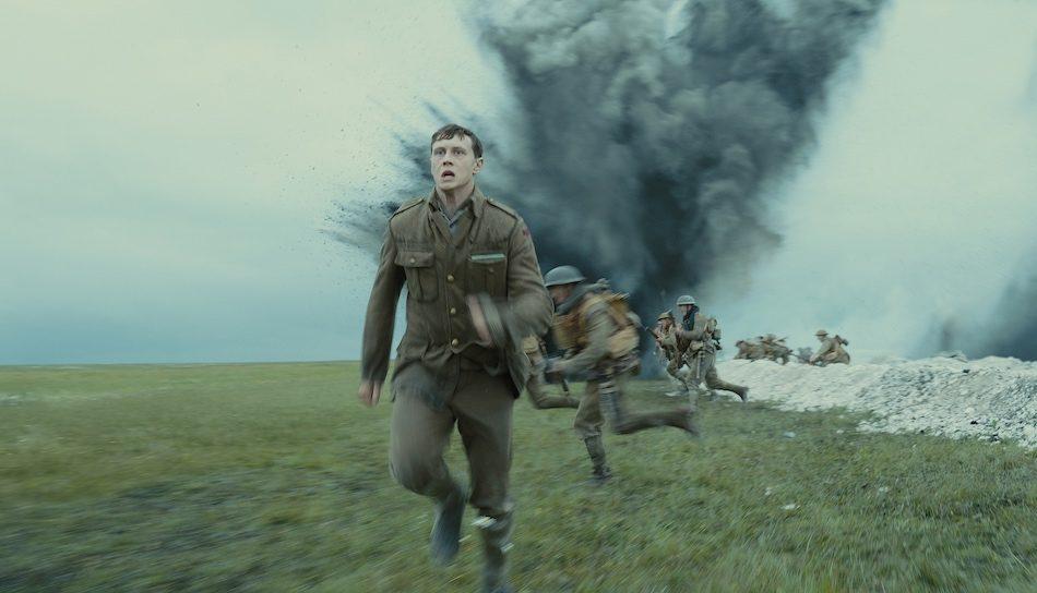 『1917』1シーン