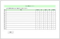 Excelで簡単に5択アンケートを作成