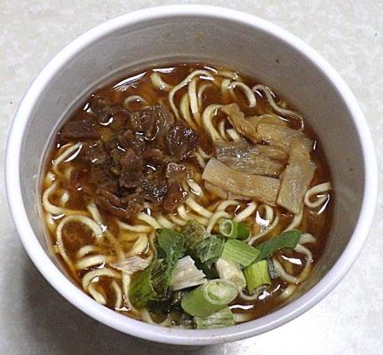 10/15発売 Japanese Soba Noodles 蔦 味噌Soba(できあがり)