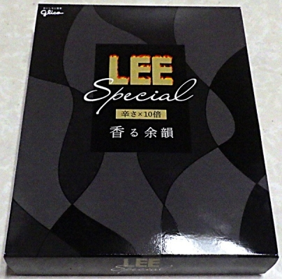 LEE Special 香る余韻 辛さ×10倍
