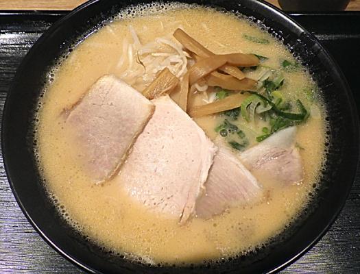 天天有 大阪城店 鶏白湯ラーメン