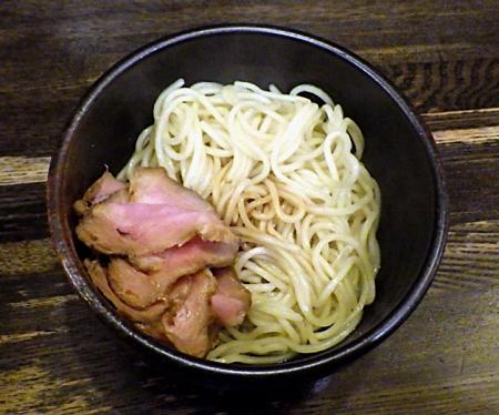 綿麺 丸鶏醤油(替え玉)