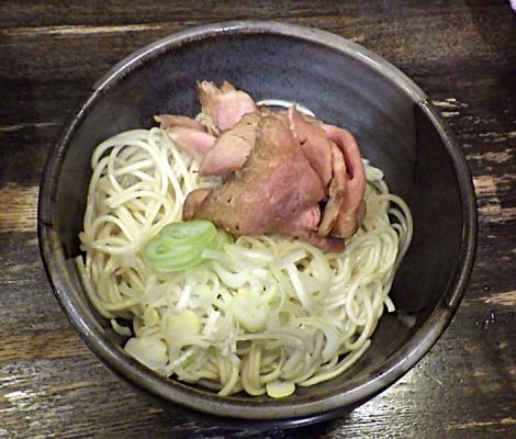 綿麺 とりはましお(替え玉)
