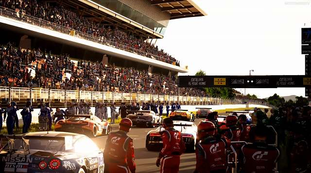 Gran Turismo Sport Spec II Opening (3)