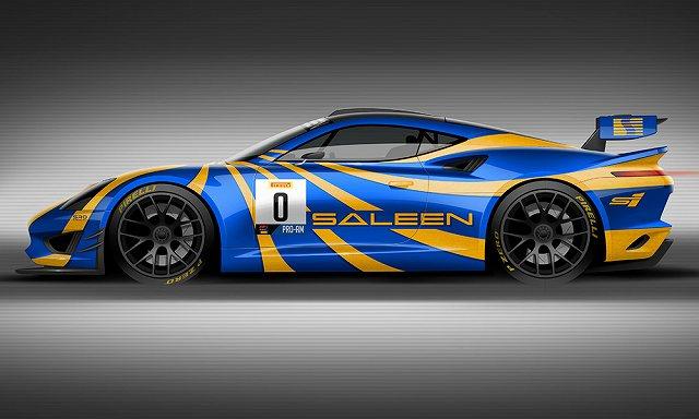 SALEENGT4コンセプトレースカー (1)