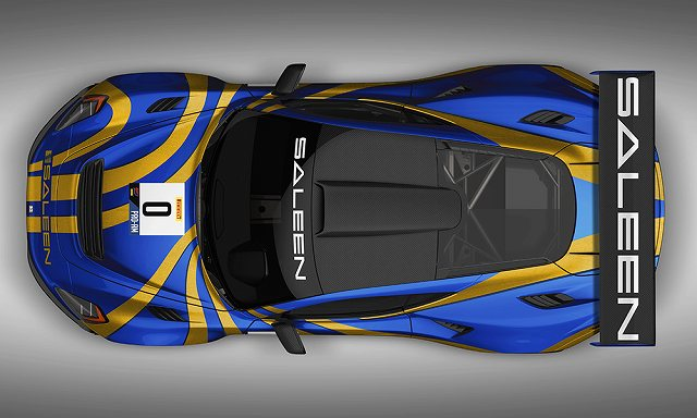 SALEENGT4コンセプトレースカー (2)
