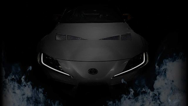 トヨタスープラ3000gtコンセプト (2)