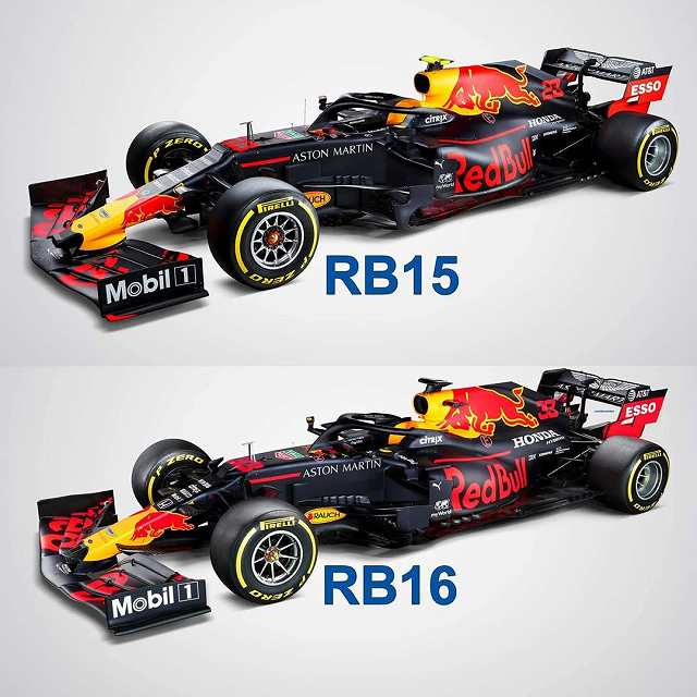 RB15 and RB16