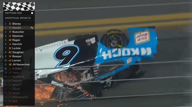 NASCARクラッシュ2020 (2)