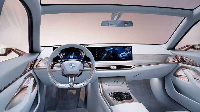 BMW-i4コンセプト (8)