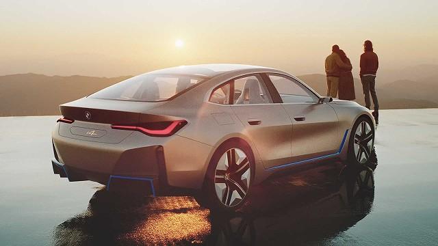 BMW-i4コンセプト (2)
