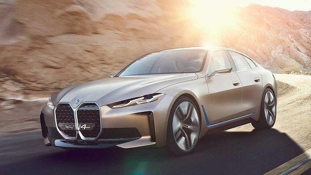 BMW-i4コンセプト (4)