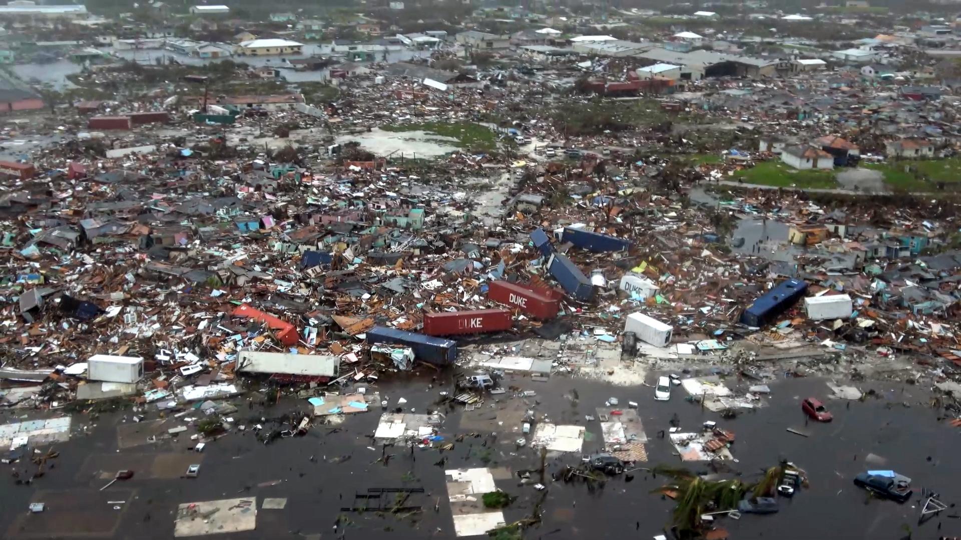 KYM26EGOTEI6TJRABKIWK3L5WYHurricane Dorian leaves terrible destruction in Bahamas