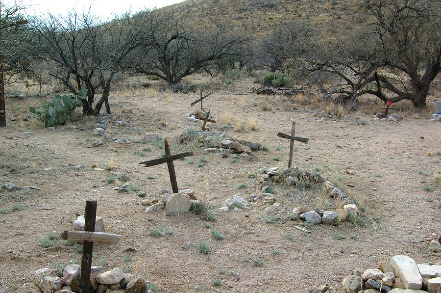bigstock-Arizona-Graveyard-875207古の漢字の意味