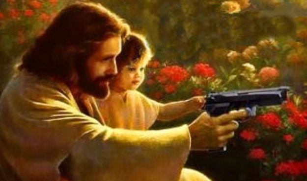 The-Rebel-Son-Jesus-Gun聖トマス・アクィナス 女は神の失敗作