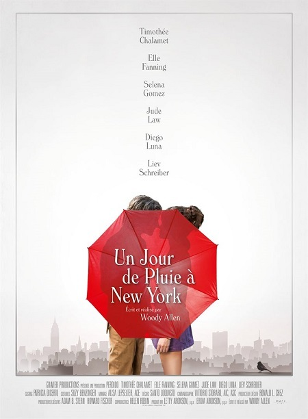ウッディ・アレン 『A rainy day in New York』