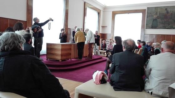 同性の結婚式