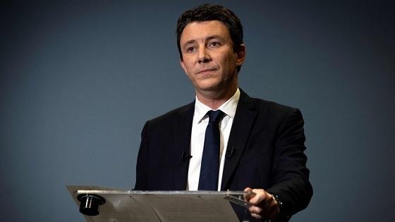バンジャマン・グリヴォー、パリ市長選を降りる