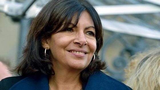 パリ市長候補 アンヌ・イダルゴ