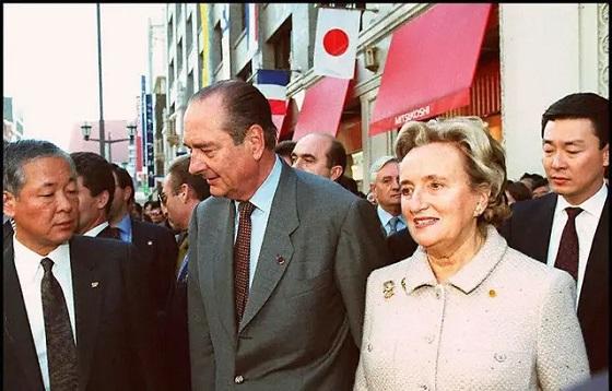 シラク元大統領 死去