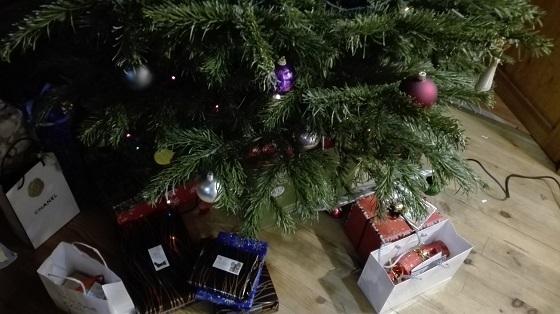 2019年クリスマスの食事