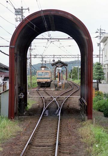 19970809北陸線・福井鉄道165-1