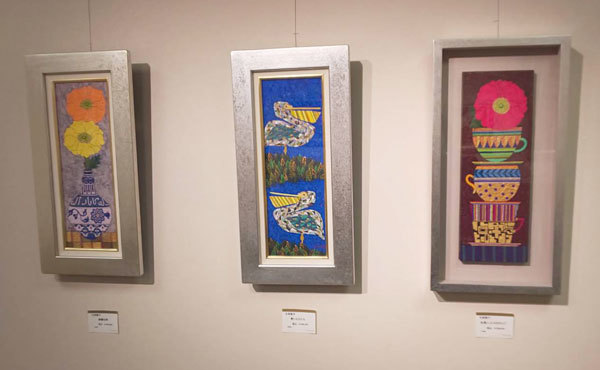 第3回 大西敦子 絵画展