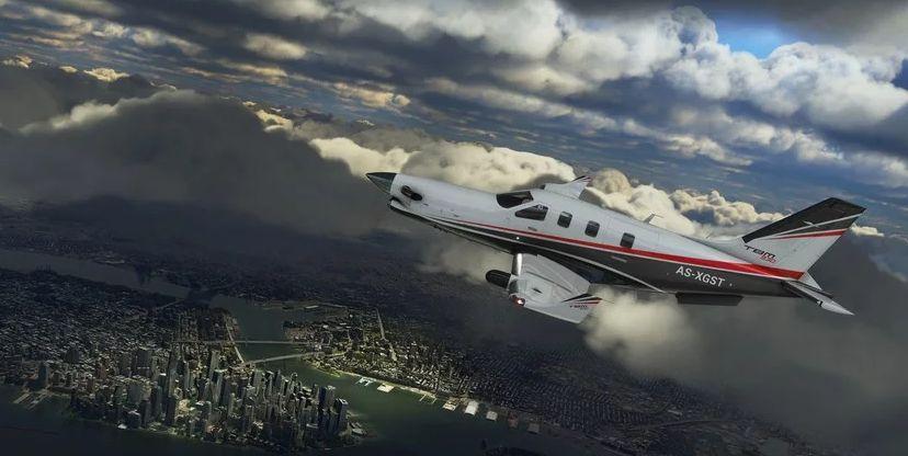 フライト シミュレーター 2020
