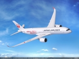 JAL A-350 Red1