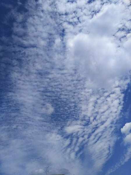おーい雲よ小