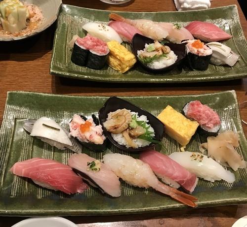 ミッドランドお寿司2