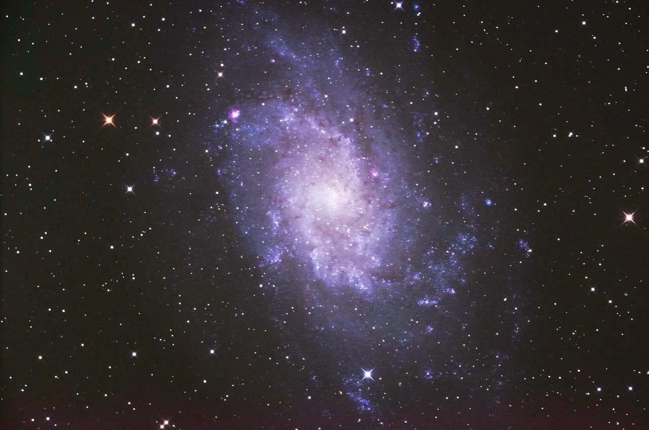 M33 2019年10月小海にて撮影