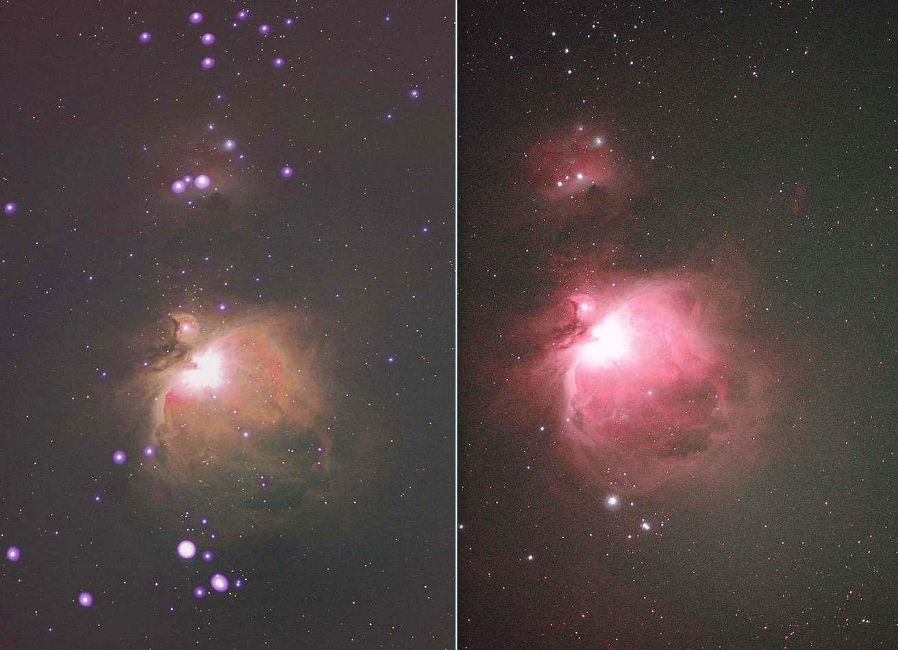 M42のフィルター比較。バンクーバー vs ロードスター