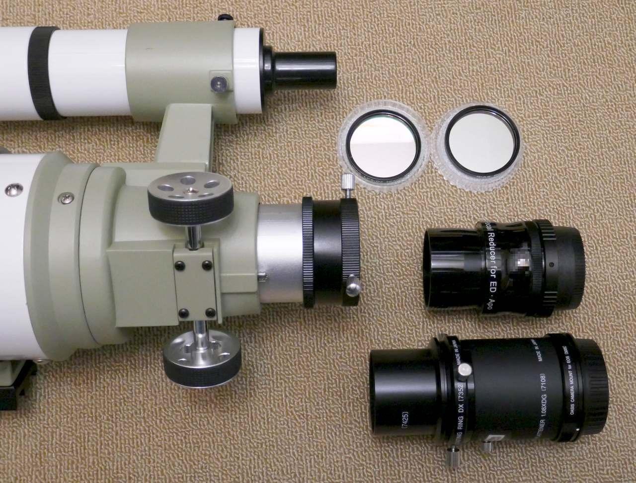 SE120ことドナルド君の撮影システム考察