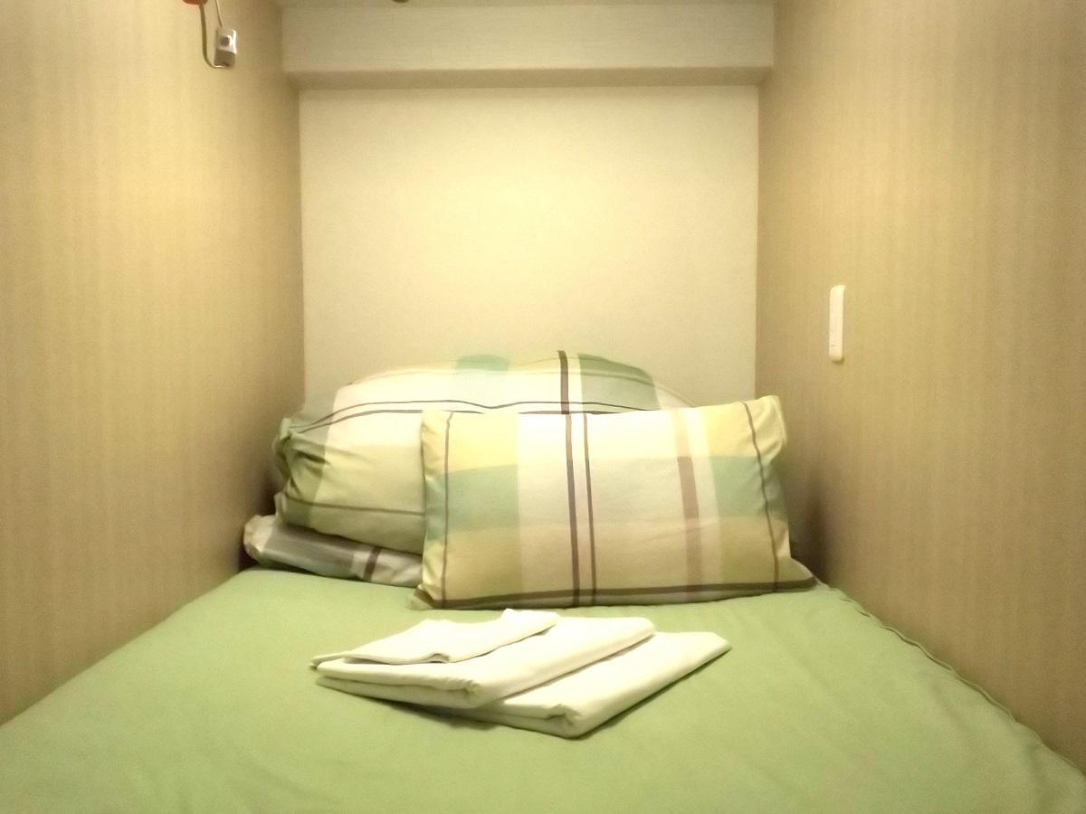 1200×900ドミトリーベッド